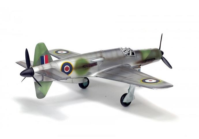 Dornier PfeilL DO 335A-1, 1945, 1:72, Solido