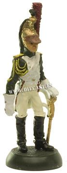 Dragón Napoleónico, 1:32, Almirall Palou