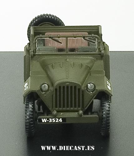 E.G., GAZ 67B, URSS 1945, 1:43