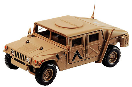 E.G., HUMMER CLOSED, DESERT STORM 1991, 1:43