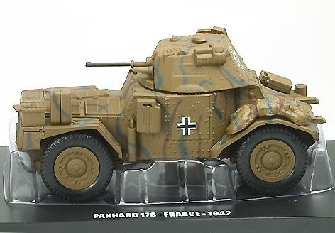 E.G., PANHARD 178, FRANCE 1942, 1:43
