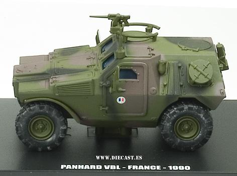 E.G., PANHARD VBL, FRANCE 1990, 1:43