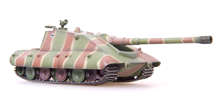 "E100 Jagdpanzer ""Salamander"", Alemania, 1946, 1:72, Modelcollect"