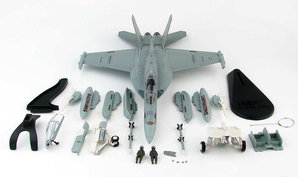 EA-18G Growler 168893, VAQ-141