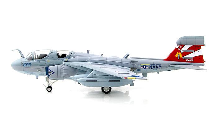 EA-6B Prowler 164402, VAQ-136 Gauntlets late 2011, 1:72, Hobby Master