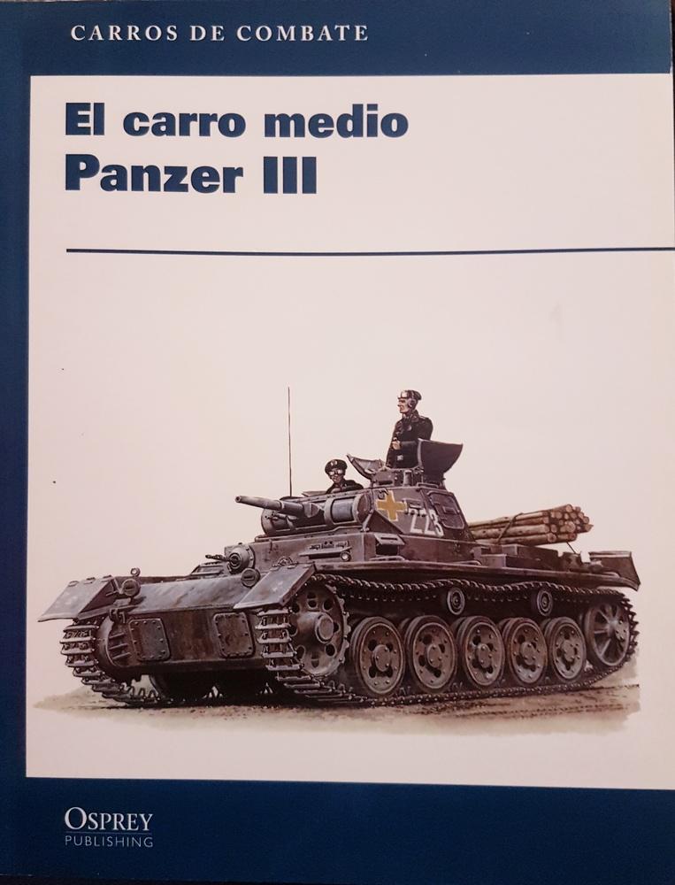 El Carro Medio Panzer III (libro)