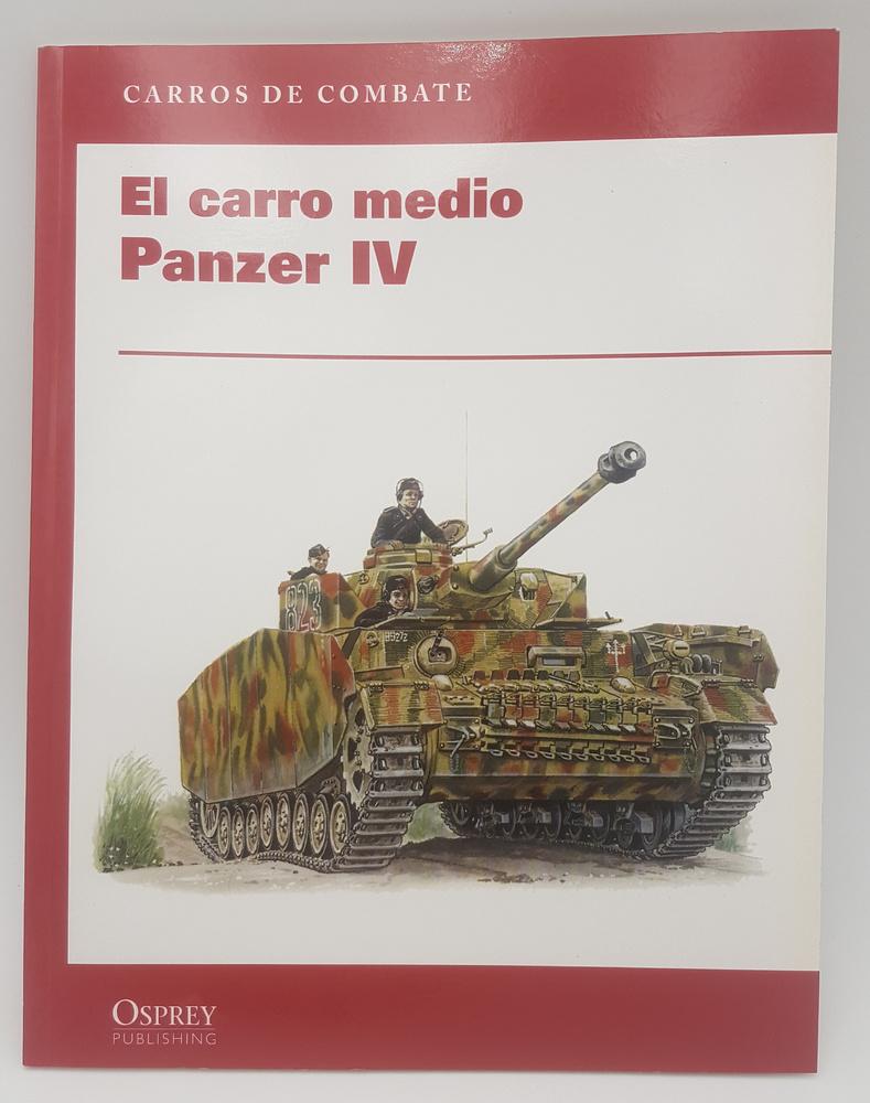 El Carro Medio Panzer IV (libro)