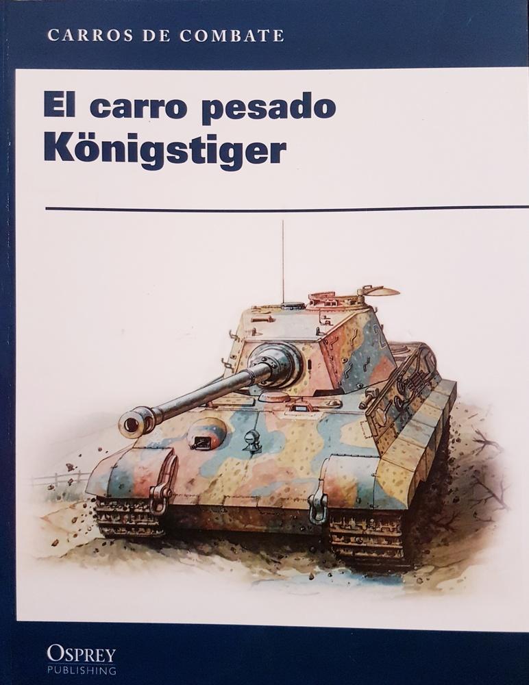 El Carro Pesado Königstiger (libro)