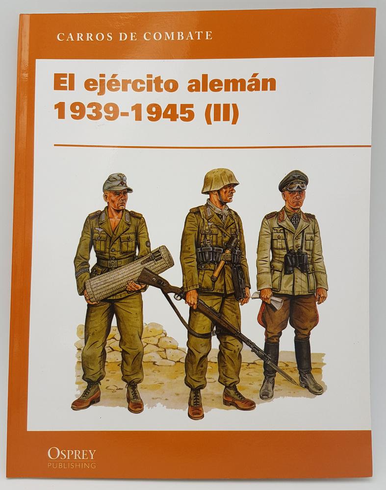 El Ejército Alemán 1939-1945 (libro)