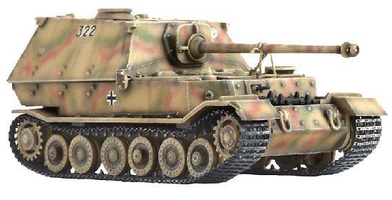 Elefant, 3.Kompanie, s.Pz.Jg.Abt.653, Russia, 1944, 1:72, Dragon Armor
