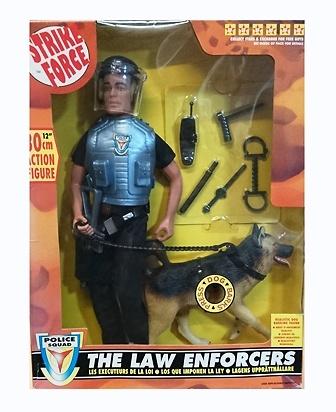 Escuadron Policial, Strike Force, Sunny Smile