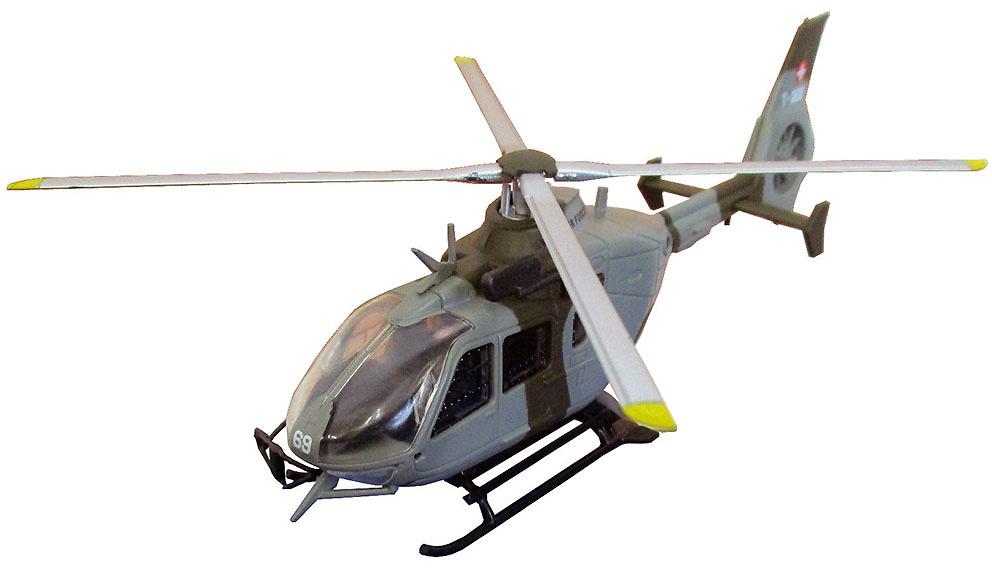 Eurocopter EC635 Switzerland, 1:72, Altaya