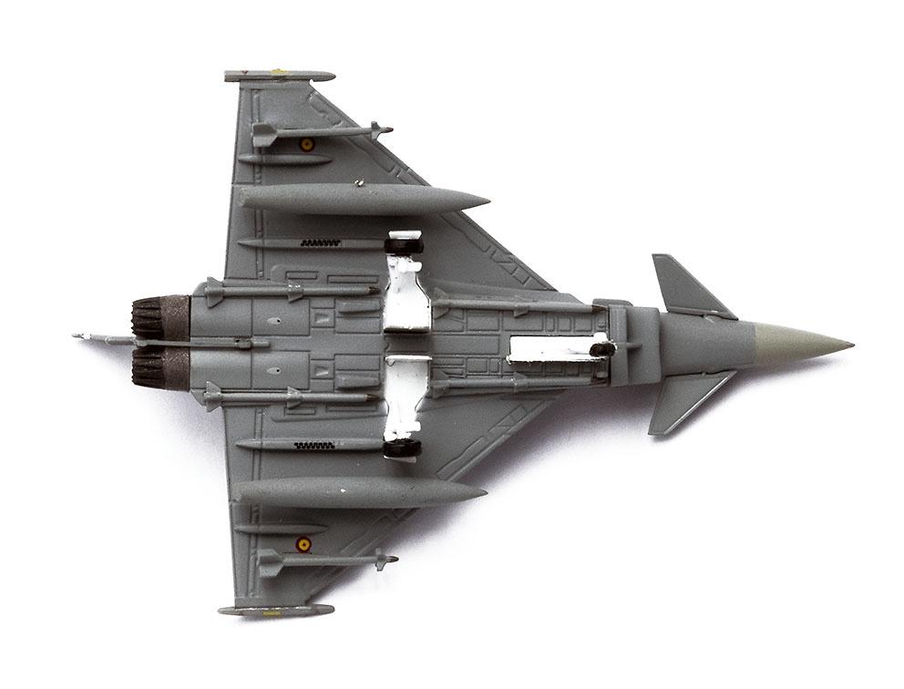 Eurofighter 2000 (C-16) Typhoon, Fuerza Aérea Española, 11 ° Escuadrón, Base Aérea de Morón, 1:200, Hogan