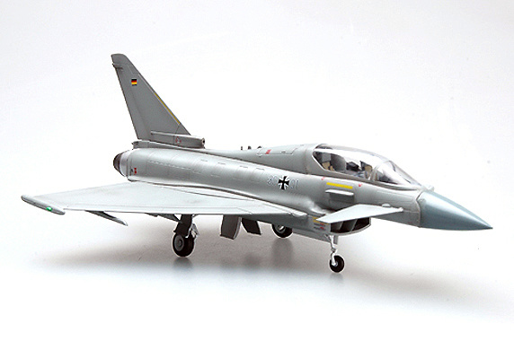 Eurofighter EF-2000B, Fuerza Aérea Alemana, 1:72, Easy Model