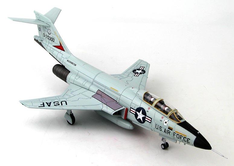 F-101B Voodoo 57-0300, Washington ANG, 116th FIS, 1970s, 1:72, Hobby Master