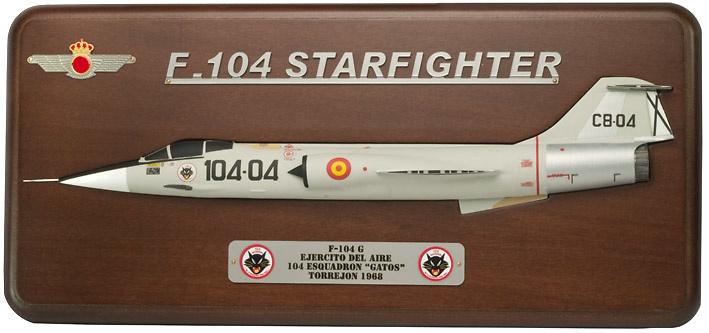 F-104 G Starfighter, 104 Escuadrón