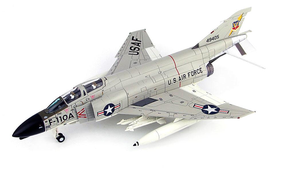 F-110A Spectre USAF TAC, Base Aérea de Langley, Virginia, 1962 1:72, Hobby Master