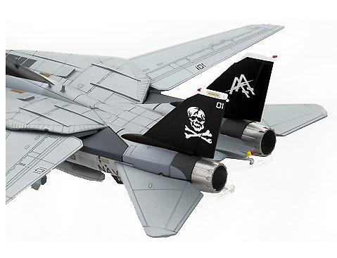F-14B TOMCAT U.S.NAVY VF-103 Jolly Rogers AA101 (Normal Version), 1998, 1:72, Century Wings