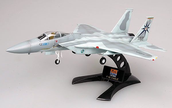 F-15A 76-0022, 318th FIS Green Dragons, 1984, 1:72, Easy Model