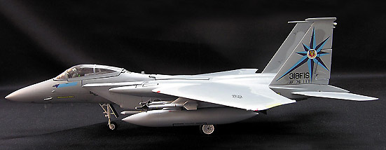 F-15C EAGLE, 1:72, USAF 318, WITTY WINGS