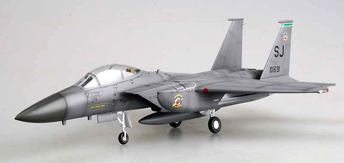 F-15E, 88-1691 336th TFS 4th TFW # 37123, 1:72, Easy Model