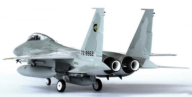 F-15J Eagle, 306th Tactical Fighter Squadron, Komatsu Air Base, Japón, 1:72, JC Wings