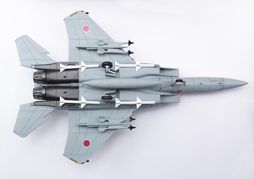 F-15J Eagle 42-8830, JASDF, Base Aérea de Chitose, Japón, 1:72, DeAgostini