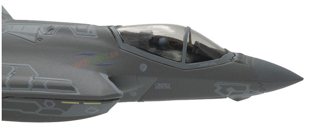 F-35A Lightning II, 63 FS 56 FW, Base Aérea Luke, EE UU, 2016, 1:100, Salvat