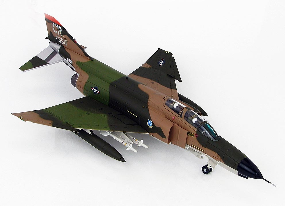 F-4E Phantom II CR/74-650, 32nd TFS
