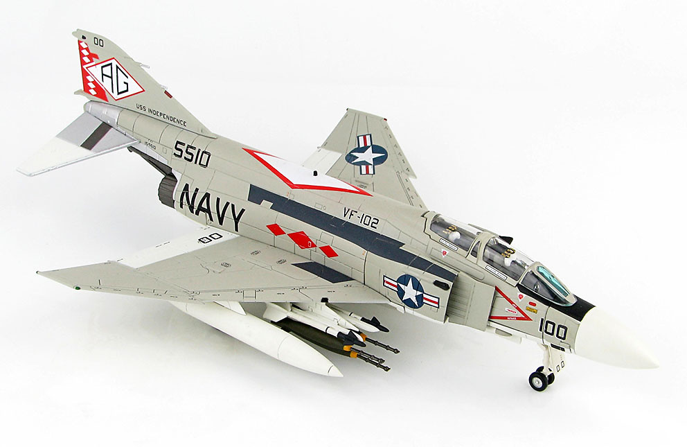 F-4J Phantom II BuNo.155510, VF-102