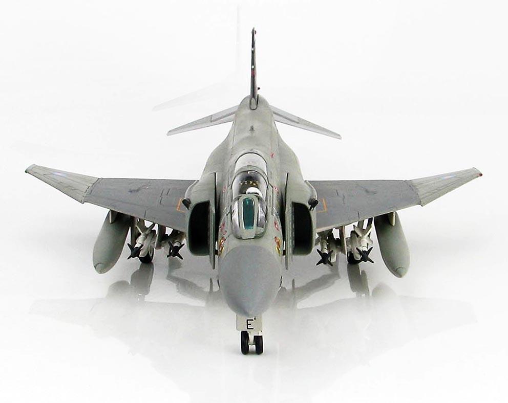 F-4J Phantom ZE353, No. 74 Sqn., RAF, Wattisham, Abril, 1990, 1:72, Hobby Master