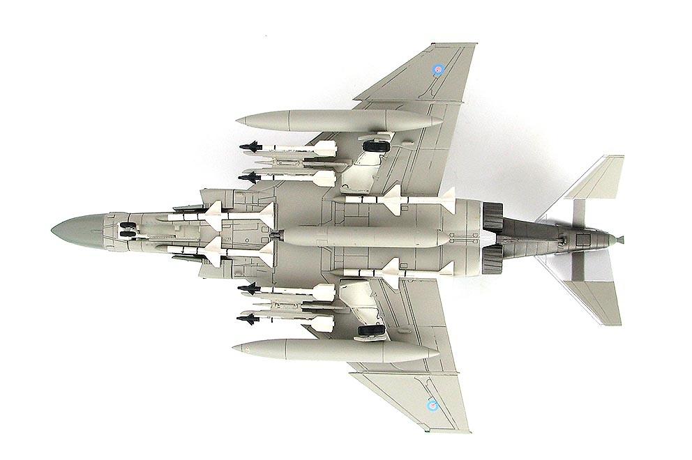 F-4J Phantom ZE357, No. 74 Sqn., RAF, Wattisham, 1985, 1:72, Hobby Master