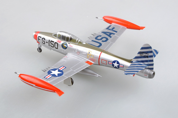 F-84E Thunderjet - 22nd Fighter Bomber Sqn, 1:72, Easy Model