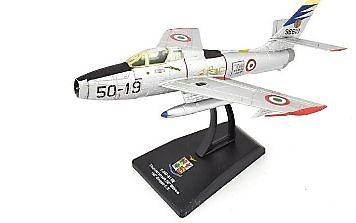 F-84F,-61 RE Thunderstreak 50º Stormo 155º Gruppo C.B., Aviación Militar Italiana, 1:100, RCS Libri