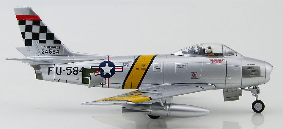 F-86F Sabre 52-4584,