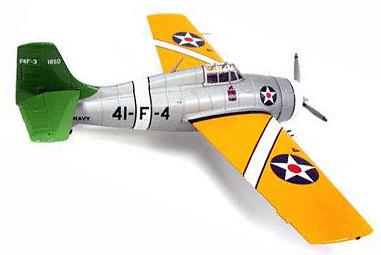 F4F-3, LTD 1200, Charlie Shields, 1940, 1:48, Carousel1