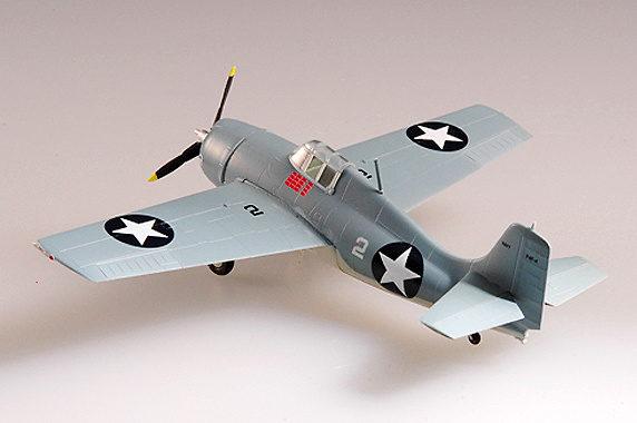 F4F-4 Wildcat, VMF-223 USMC, 1942, 1:72, Easy Model