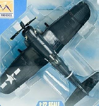 EM, AVION F4U-1 CORSAIR, 1945, 1:72