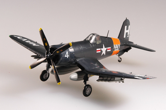 F4U-4 Corsair, Miami Nas USNR, 1:72, Easy Model
