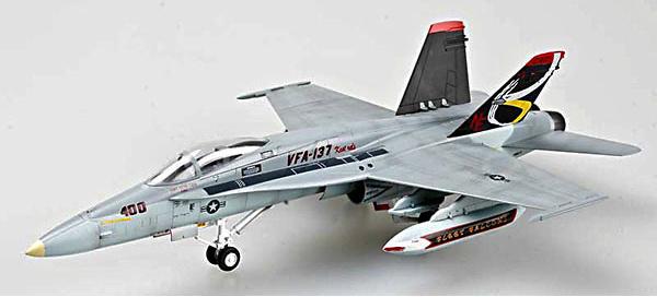F/A-18 Hornet, US Navy, VFA-137, 1:72, Easy Model