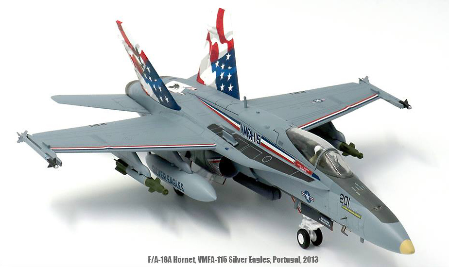 F/A-18A, US Navy, Hornet VMFA-115