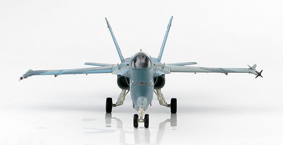 F/A-18A BuNo 162875, NSAWC 55, 2004-2006, 1:72, Hobby Master