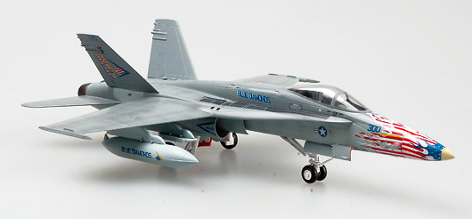 F/A-18C, US Navy, VFA-146, NG-300, 1:72, Easy Model