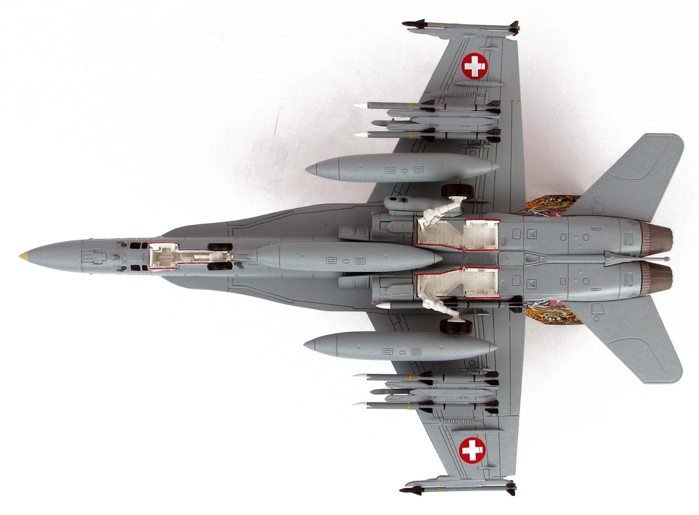 F/A-18C Hornet J-5011, Swiss Air Force,