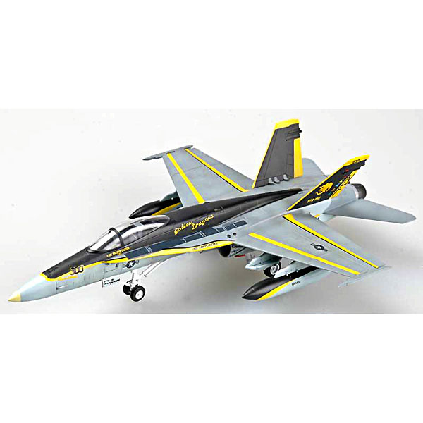 F/A-18C US Navy, VFA-192, 1:72, Easy Model