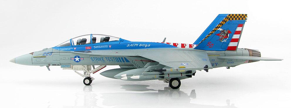 F/A-18F Super Hornet 165801, VX-23
