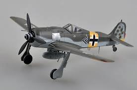 FW190A-6,I./JG54, Hanuptmann Walter Nowotny,11.1943, 1:72, Easy Model