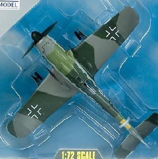 FW190D-9 Dora, IV./JG2, 1945, 1:72, Easy Model