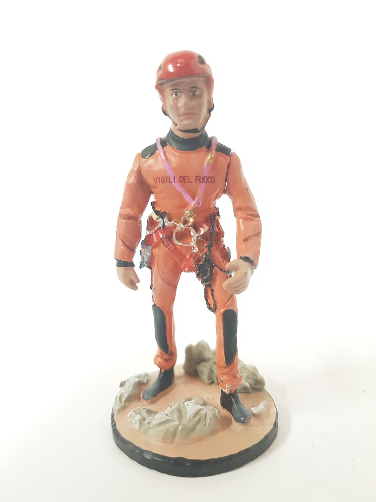 Firefighter Rescue Diver, Italy, 2005, 1:30, Del Prado