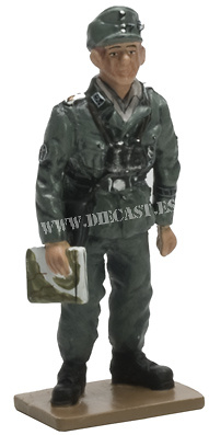 "First Lieutenant, ""Prince Eugen"" mountain troops, Waffen SS, 1944, 1:30, Del Prado"